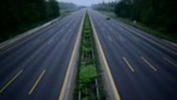 autobahn: verkehrssicherheitsrat plädiert für tempolimit
