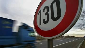 sicherheit: verkehrssicherheitsrat für generelles tempolimit auf autobahnen