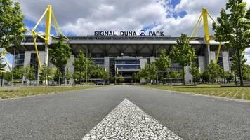 Alles wird anders: Spielstart mit Corona-Regeln: BVB twittert vor Revierderby gegen Schalke, Polizei warnt