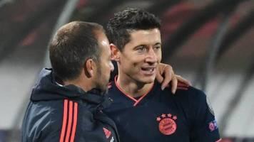 Bundesliga am Sonntag: FC Bayern mit Lewandowski und Goretzka - Coman auf der Bank