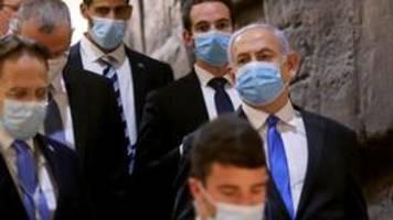 israels neue einheitsregierung vereidigt