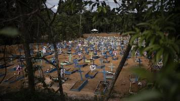 Südamerika: Brasilien vermeldet mehr als 16.000 Corona-Tote