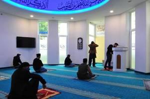 ramadan: wegen corona bleiben die moscheen in augsburg leer