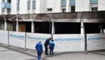 terrorismus: attentäter von waldkraiburg gesteht weitere anschläge auf moscheen