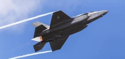 Erneut ein US-Kampfjet abgestürzt – Im Dezember 837 Mängel entdeckt