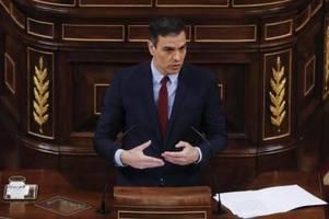 umstrittener notstand in spanien bis zum 6. juni verlängert