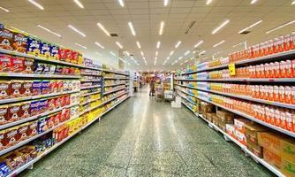 der optimale weg ins supermarktregal