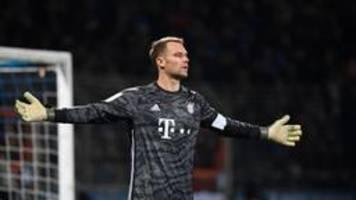 Neuer verlängert bis 2023 beim FC Bayern