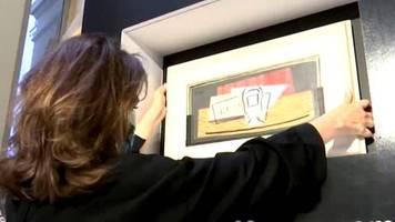 auktionshaus christie's: italienerin erhält picasso-gemälde für 100 euro