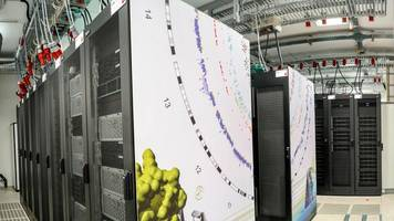 superrechner hilft bei wirkstoff-suche gegen coronavirus