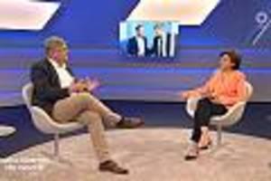 """tv-kolumne """"maischberger.die woche"""" - afd-vorsitzender meuthen kritisiert höcke-vorwürfe: """"eine emotionale Überreaktion"""""""