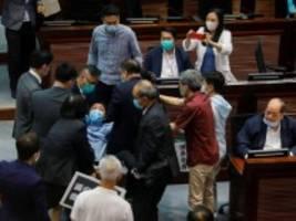 Hongkong: Das Ende einer freien Stadt
