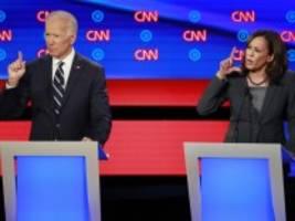 US-Wahlkampf von Joe Biden: Gesucht: eine Frau