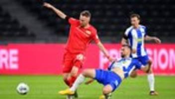 Bundesliga, 27. Spieltag: Hertha BSC gewinnt Hauptstadtderby gegen Union Berlin