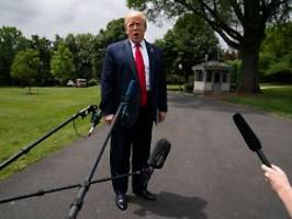 Kein Lockdown bei zweiter Welle: Trump beschwört episches Comeback der USA
