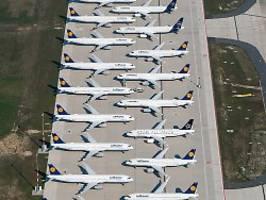 Größte Krise aller Zeiten: Lufthansa hat 99 Prozent weniger Passagiere