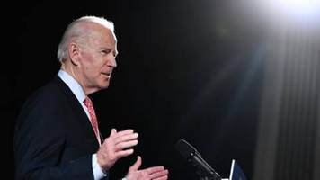 Biden sorgt mit Äußerung über afroamerikanische Wähler für Kontroverse