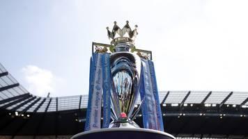 Corona-Krise: Premier-League-Chef zuversichtlich für Neustart im Juni
