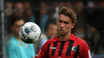 Probleme im Sprunggelenk: Freiburg gegen Werder wohl ohne Nationalspieler Waldschmidt