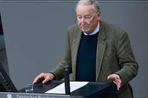 Streit um Rauswurf: Gauland geht von Erfolg für Kalbitz aus