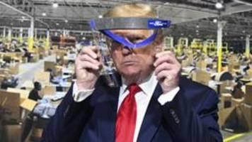 Coronavirus in den USA: Trump schließt weiteren Lockdown aus