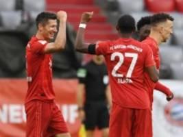 FC Bayern: Fünf Tore und feinstes Wienerisch