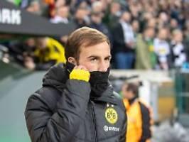 Gemeinsame Entscheidung: WM-Held Götze verlässt Borussia Dortmund