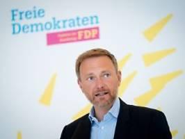 Verbleib im Bundestag gefährdet: Die FDP trudelt in Richtung Todeszone