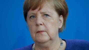Corona-Krise: Angela Merkel verteidigt Einschränkungen von Grundrechten