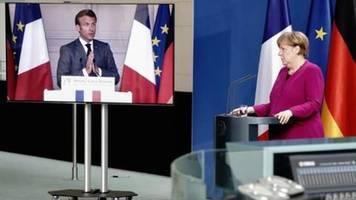 Sparsame Vier legen Gegenentwurf zu Corona-Hilfsplan von Merkel und Macron vor