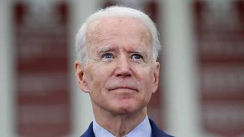 US-Präsidentschaftsbewerber: Joe Biden sorgt mit Äußerung über afroamerikanische Wähler für Kontroverse