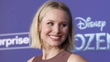 US-Schauspielerin: Jedes Kind ist so anders: Kristen Bells Tochter ist fünf – und trägt noch Windeln