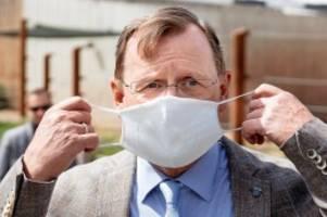 Coronavirus: Thüringen: Ramelow will Corona-Lockdown ab 6. Juni beenden