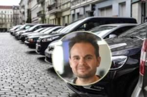 Verkehr in Berlin: Mehr Fantasie beim Parken - Platz ist kein billiges Gut