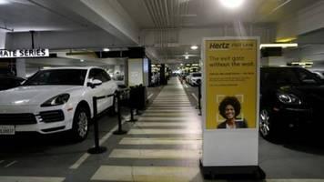 US-Mietwagen-Riese Hertz meldet in den USA und in Kanada Insolvenz an