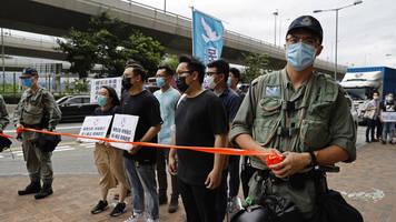 Sicherheitsgesetze angekündigt: Peking plant Sicherheitsgesetz für autonomes Hongkong