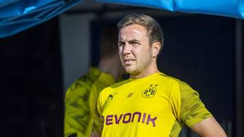 BVB und Götze trennen sich am Saisonende