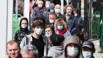 Coronavirus-News: Mehr als zwei Millionen Infektionen in Europa