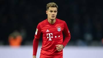 FC Bayern lässt Kaufoption für Coutinho verstreichen