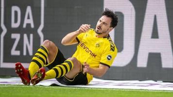 Verteidiger mit Beschwerden: BVB hofft auf Hummels-Einsatz im Top-Spiel gegen die Bayern