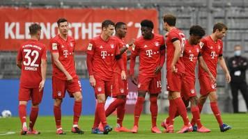 27. Spieltag: Bayern weiter vier Punkte vor BVB - Werders Lebenszeichen