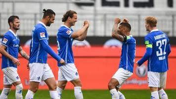 2. Liga: Darmstadt 98 zerlegt St. Pauli – Hannover 96 gewinnt Spektakel