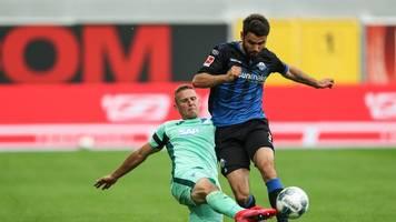 paderborn wieder sieglos: 1:1 gegen hoffenheim wohl zu wenig