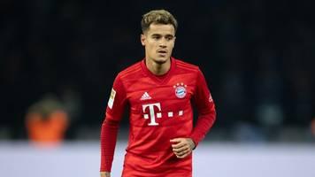 Transfermarkt: FC Bayern lässt Kaufoption für Coutinho verstreichen
