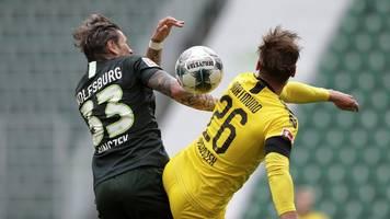 2:0 in Wolfsburg: Borussia Dortmund bereit für Bayern-Spiel
