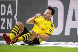 BVB hofft auf Hummels-Einsatz im Top-Spiel gegen die Bayern
