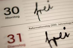 Ferien und Feiertage 2020 in Bayern: Nächster Feiertag im Juni