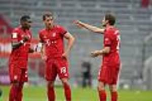 FC Bayern - Münchner lassen vor dem Kracher gegen den BVB Raum für Zweifel