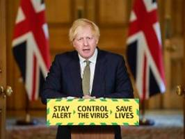 Arrogant und beleidigend: Regierungsaccount postet Johnson-Kritik