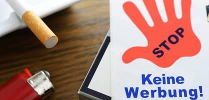 Bundesregierung plant weitere Einschnitte bei Zigarettenwerbung